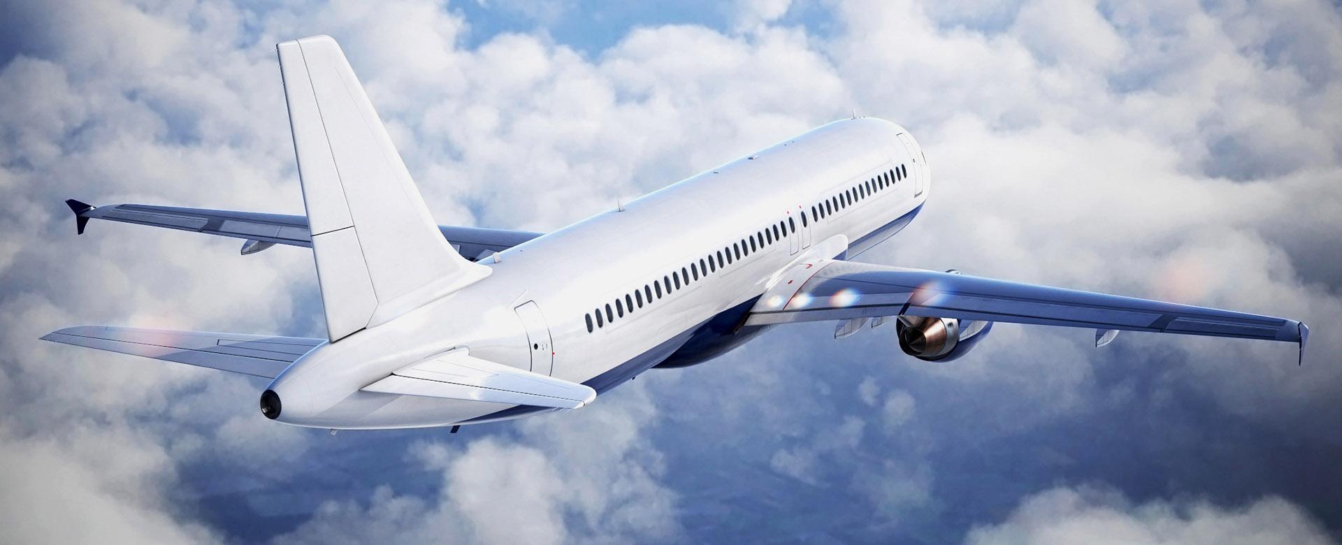 Airliner 3D Model