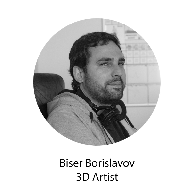 Biser Borislavov 3D Artist