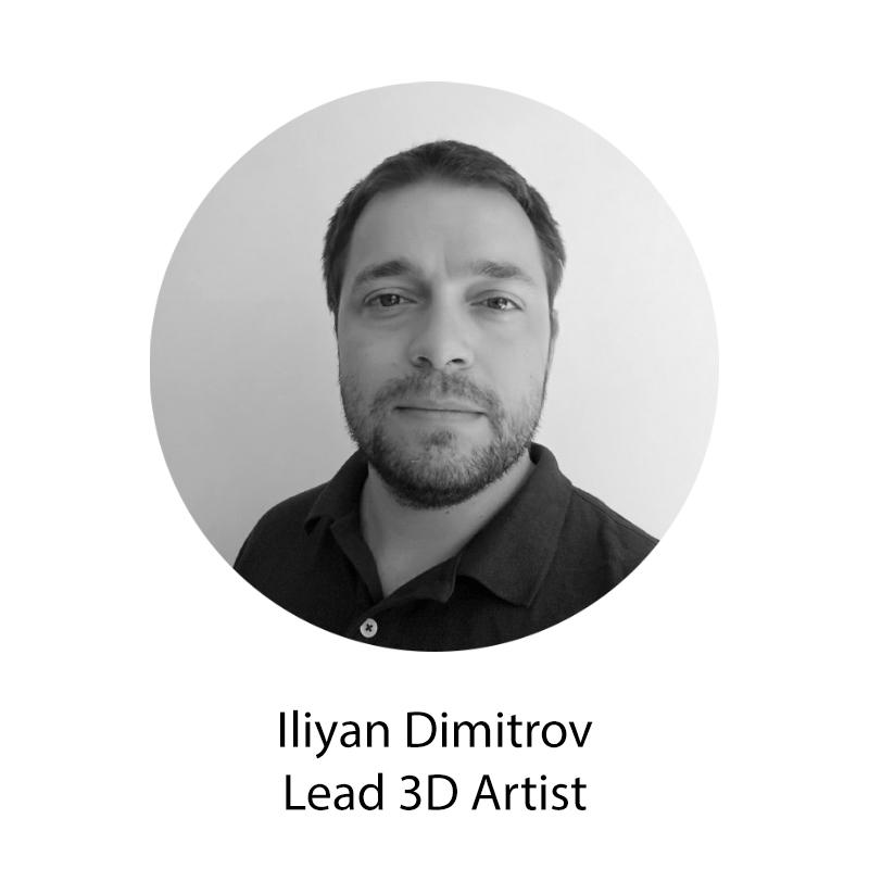 Iliyan Dimitrov Lead Artist