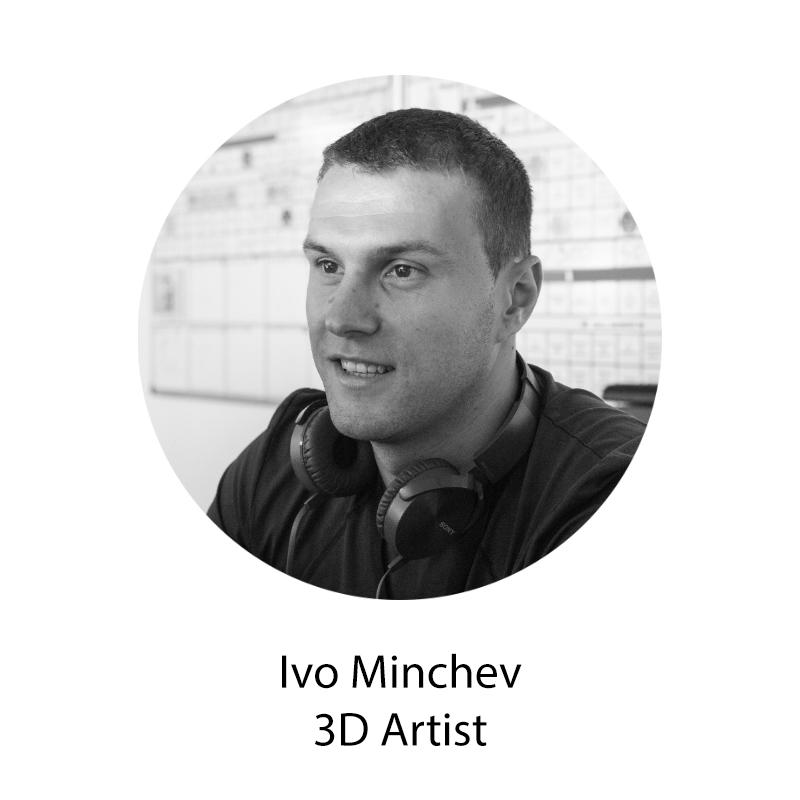 Ivo Minchev 3D Artist