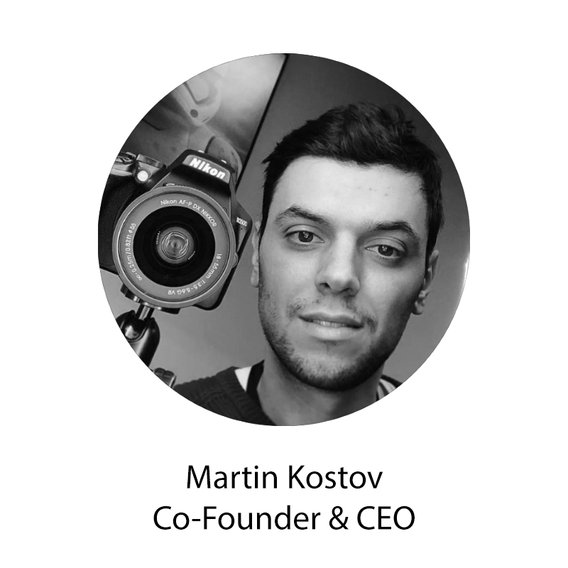 Martin Kostov CEO