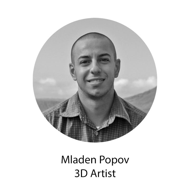 Mladen Popov 3D Artist