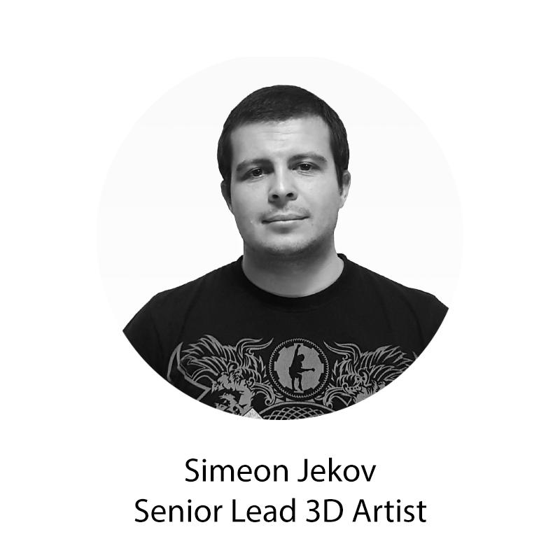 Simeon Jekov Senior Lead Artist