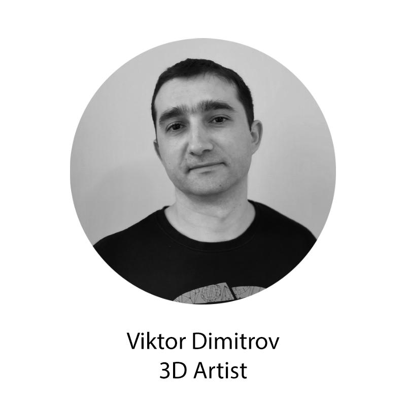 Viktor Dimitrov 3D Artist