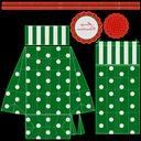 Christmas Bag 02 - Green - 20