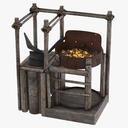 Blacksmiths Furnace 02 - thumb 1
