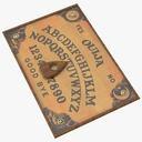 Ouija Board 01 - thumb 1