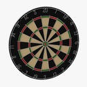 Dartboard - thumb 1