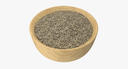 Bowl of Ground Black Pepper - thumb 2