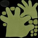 Hulk Hands Closed - thumb 24