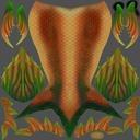 Mermaid Tail 02 Straight - thumb 20