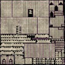 Gatehouse with portcullis 02 - thumb 22