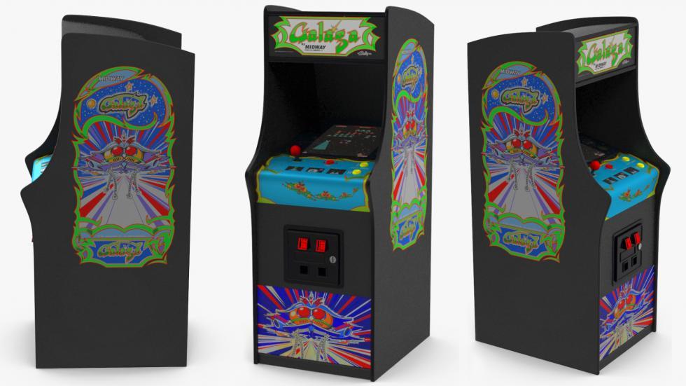 1950s Arcade Game