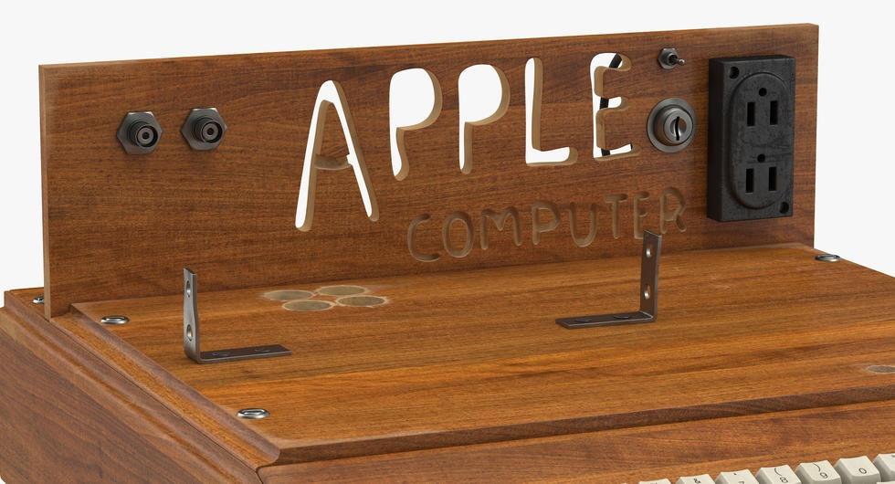 Apple I Top