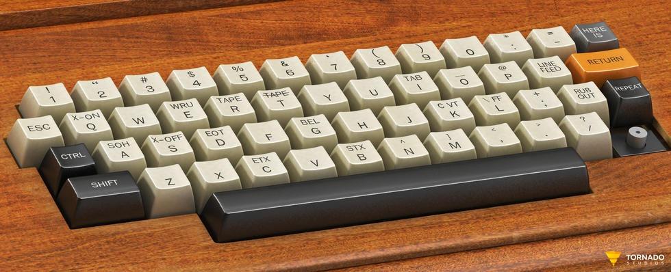 Apple I Keypad