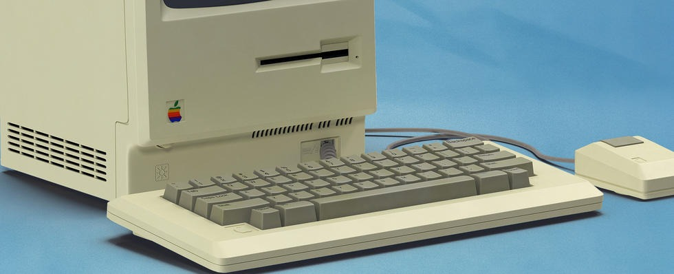 Apple Macintosh 128k Keyboard