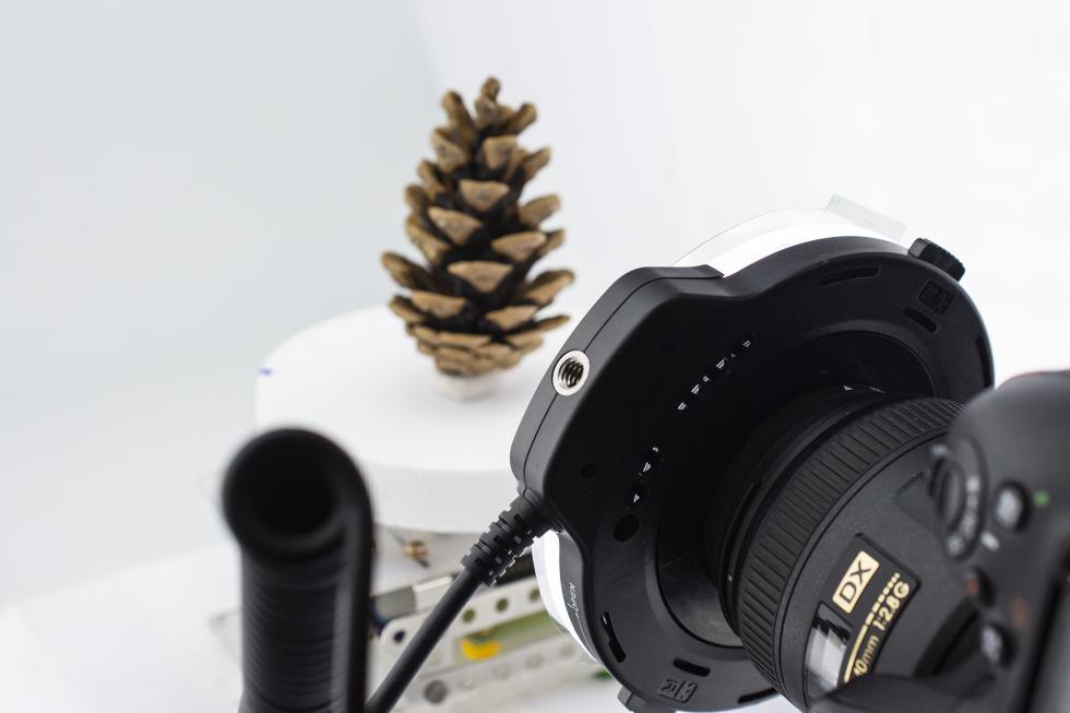 Photogrammetry 3D Scanning Setup