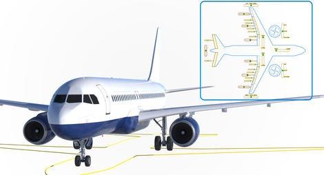 Airliner A320 Rig Controls