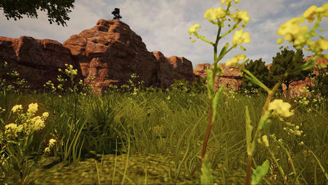Game Demo Flowers Preview