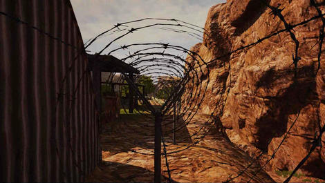 Game Demo Barb Wire Preview