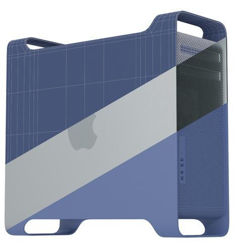 Mac Pro Wireframe
