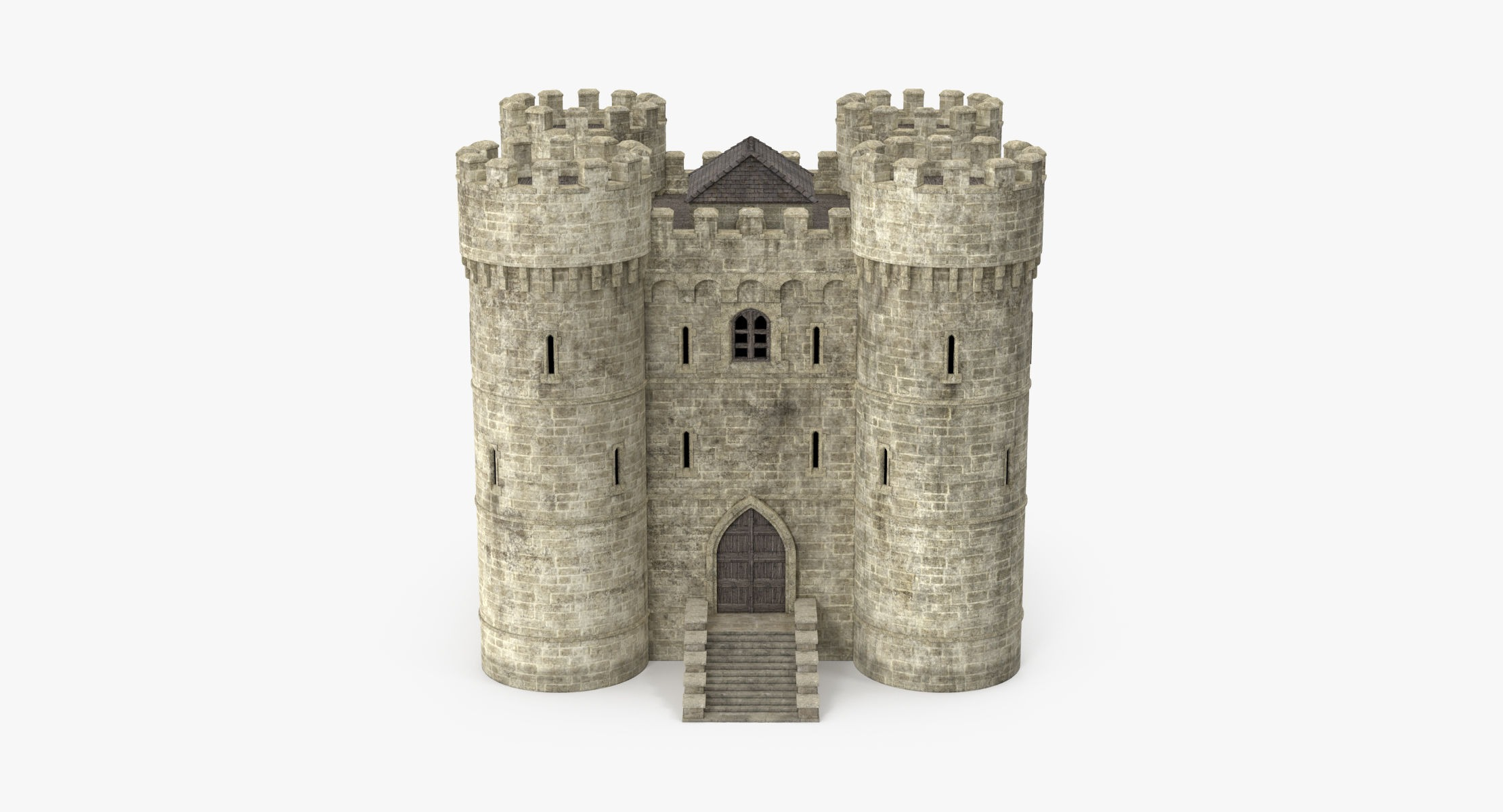 Castle Keep - reel 1