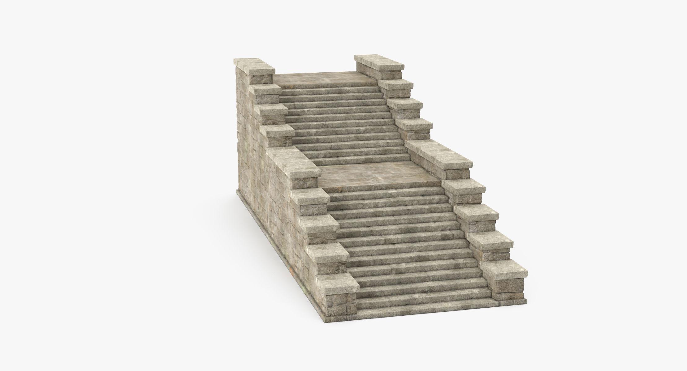 Castle Stairs 02 - reel 1