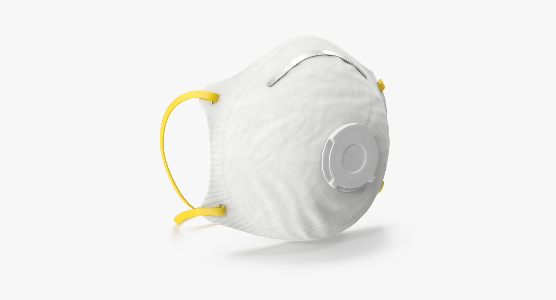 Respirator Mask - reel 1