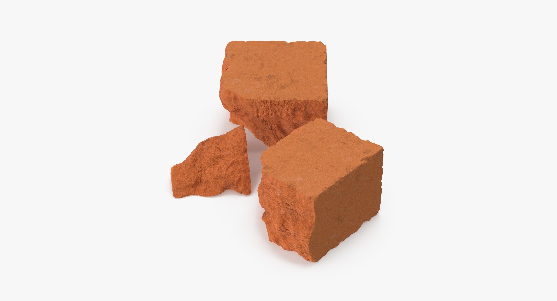 Bricks Broken 03 - reel 1