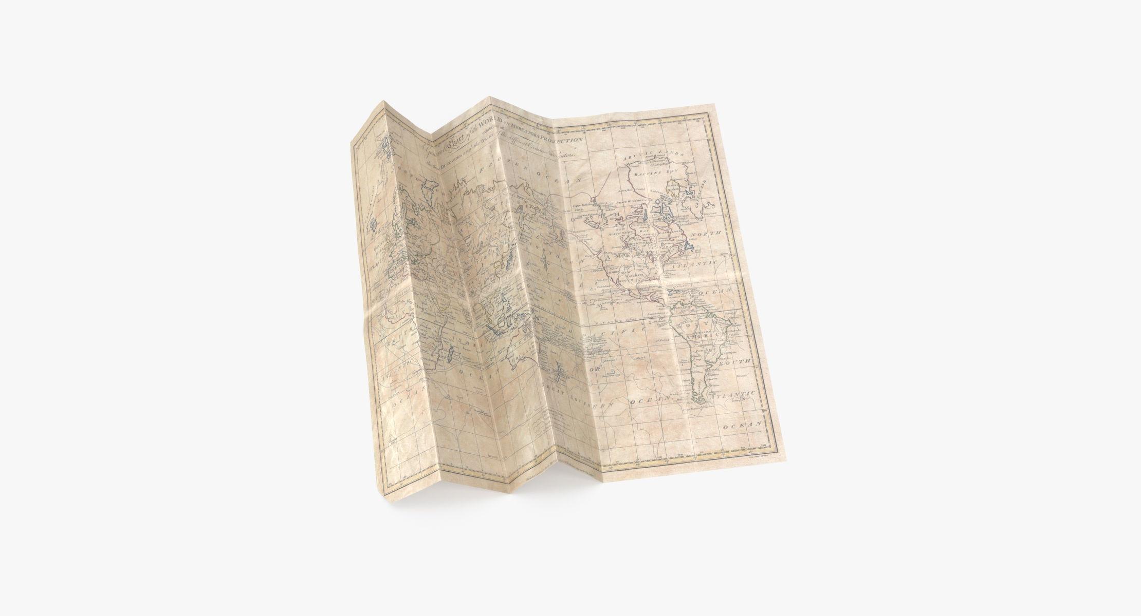 Retro Map 01 02 - reel 1