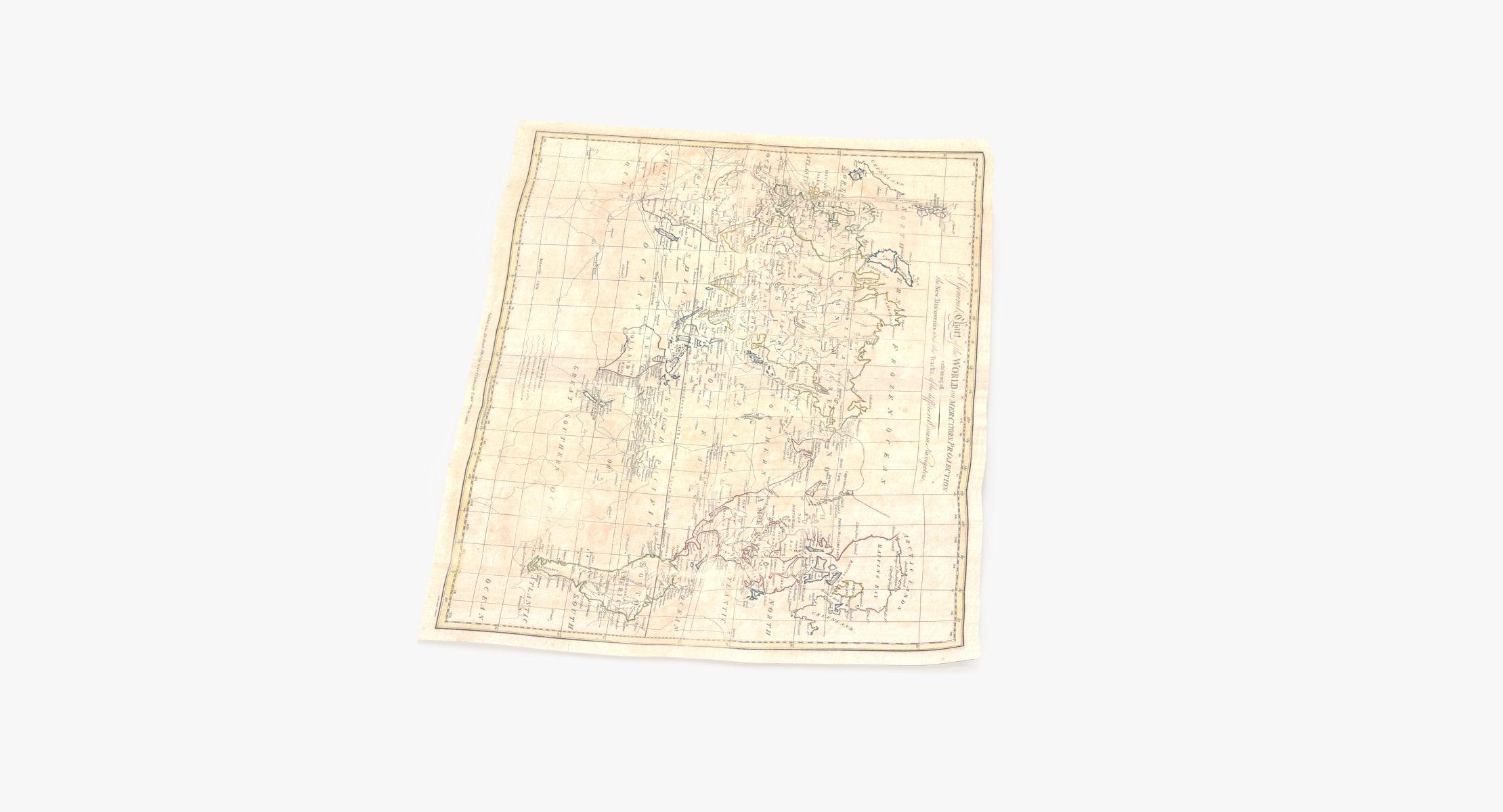 Retro Map 01 04 - reel 1