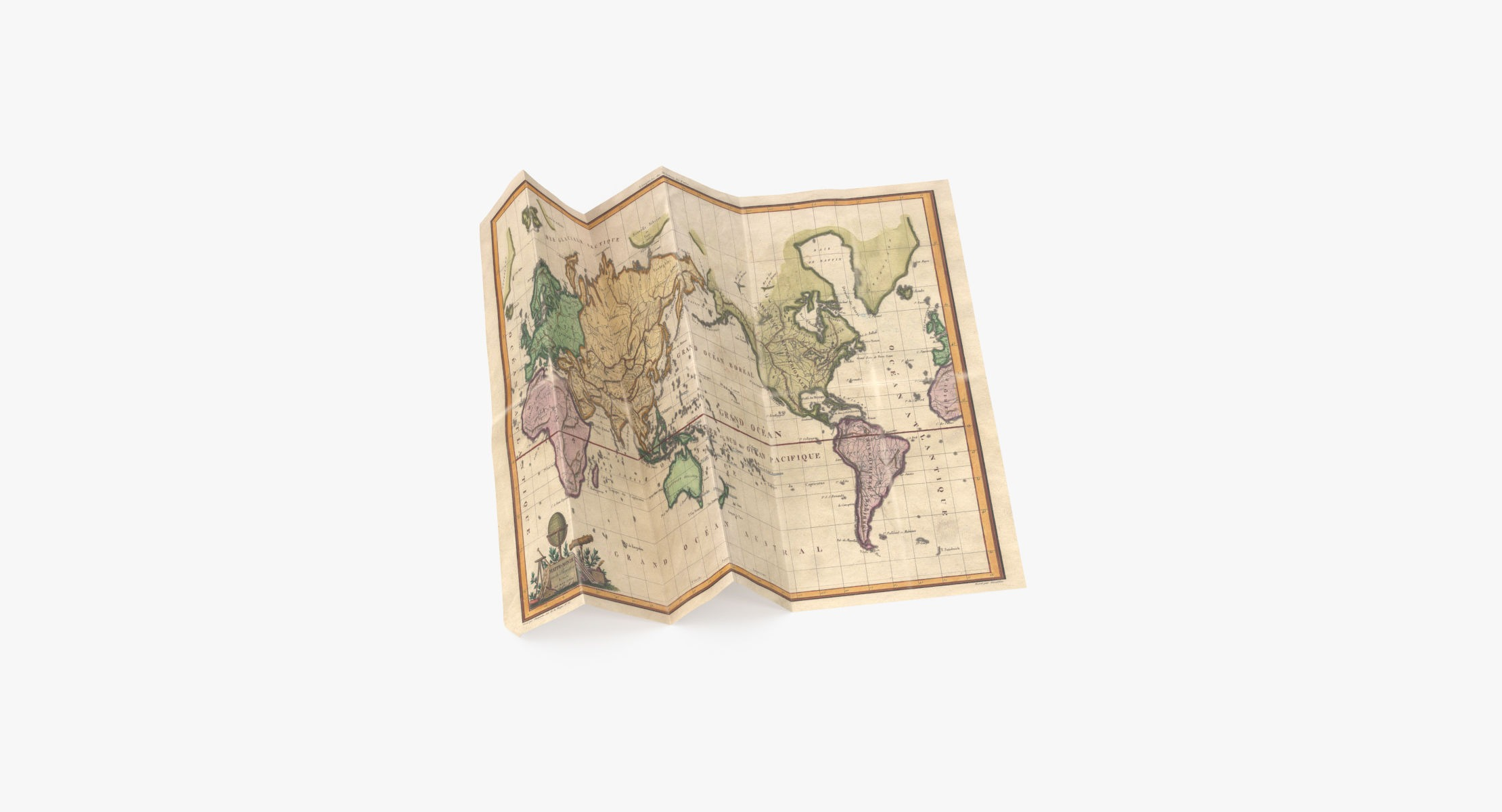 Retro Map 03 02 - reel 1