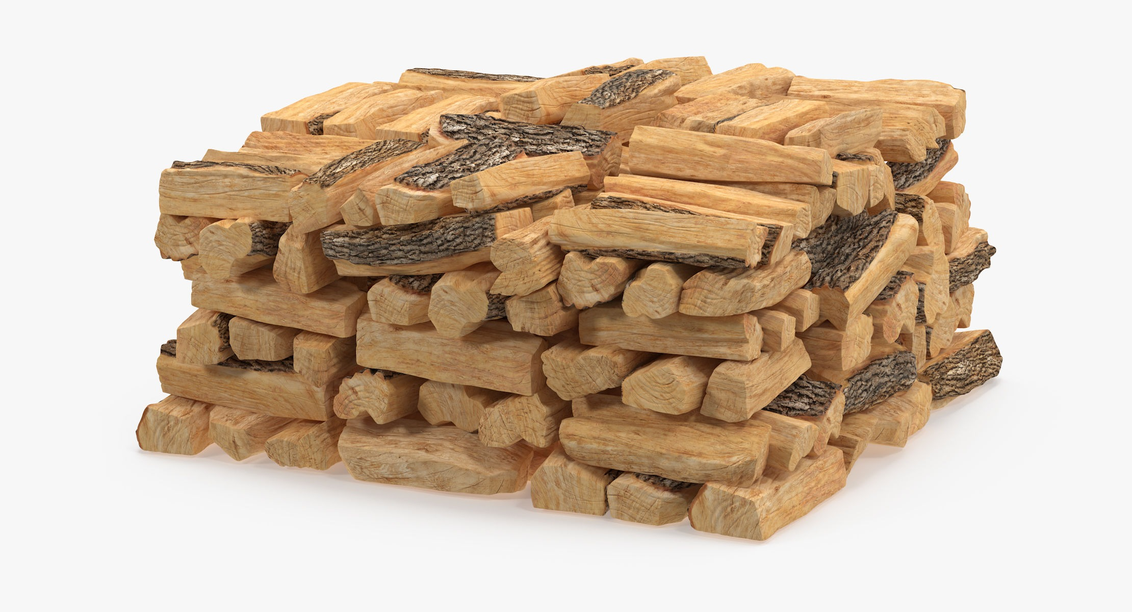 Firewood Large Stack - reel 1