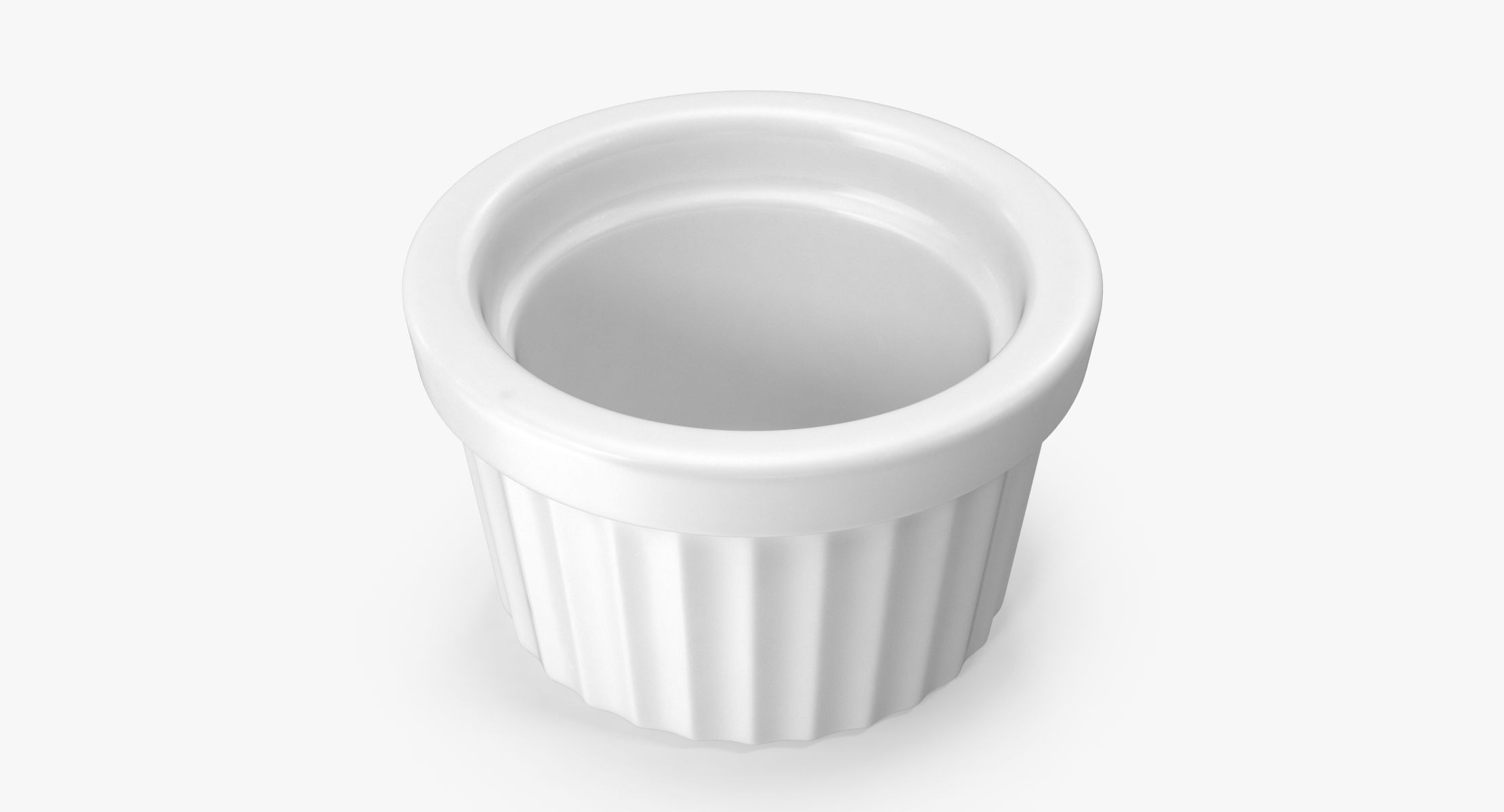 Ceramic Ramekin Small - reel 1