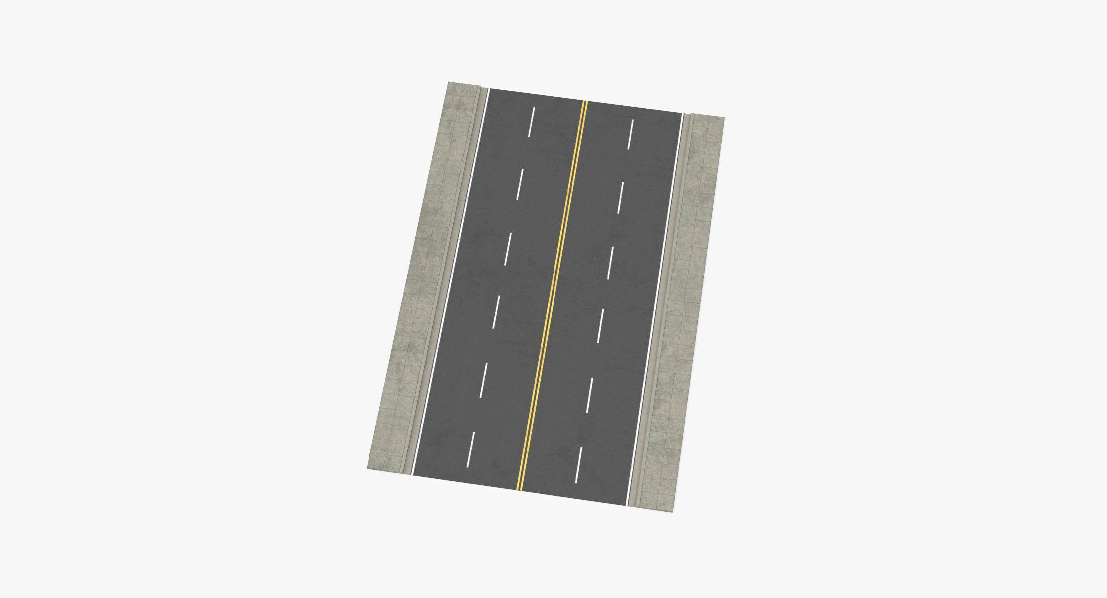 4 Lane Street - Straight - reel 1