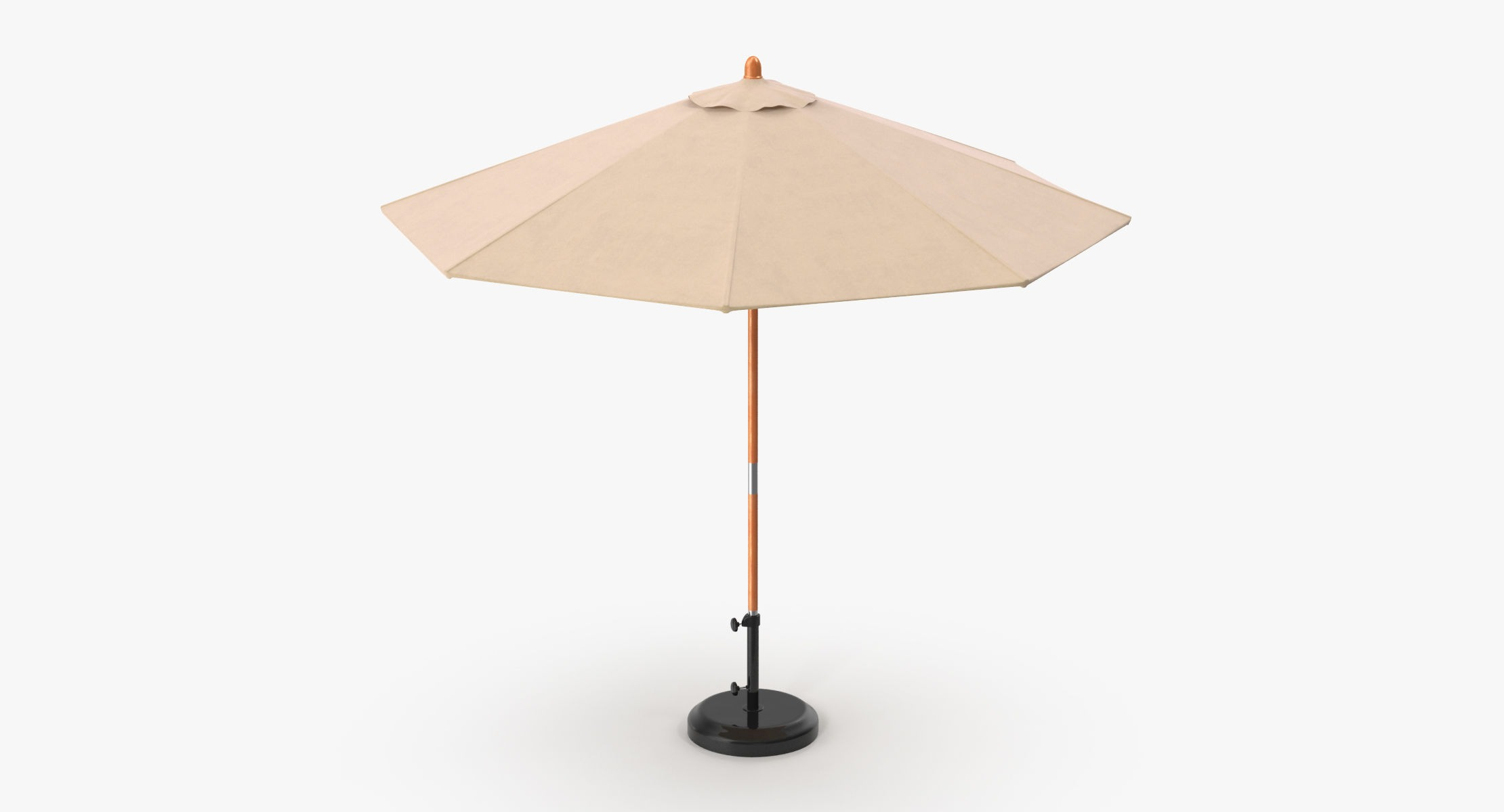 Patio Umbrella Opened - reel 1