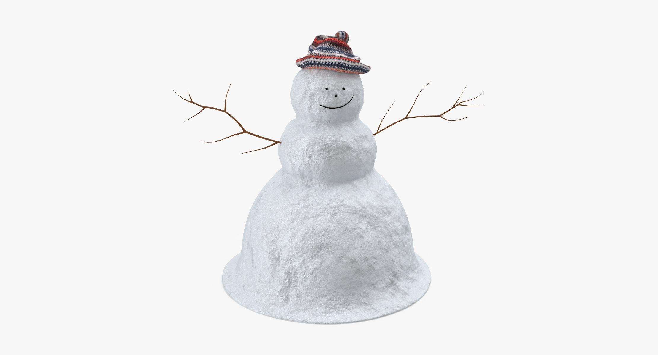 Snowman 02 - reel 1