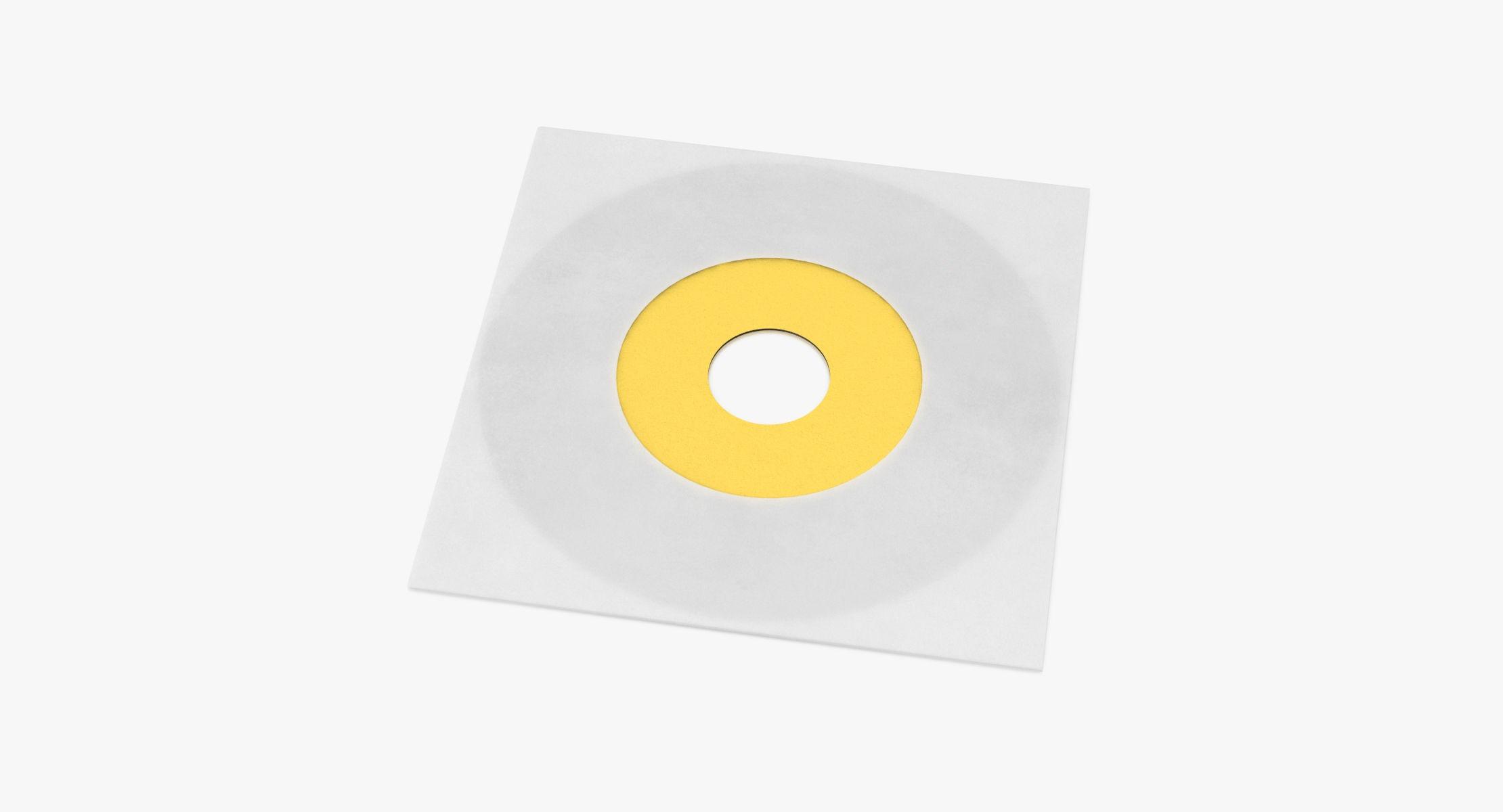 Vinyl LP 02 Paper Sleeve - reel 1