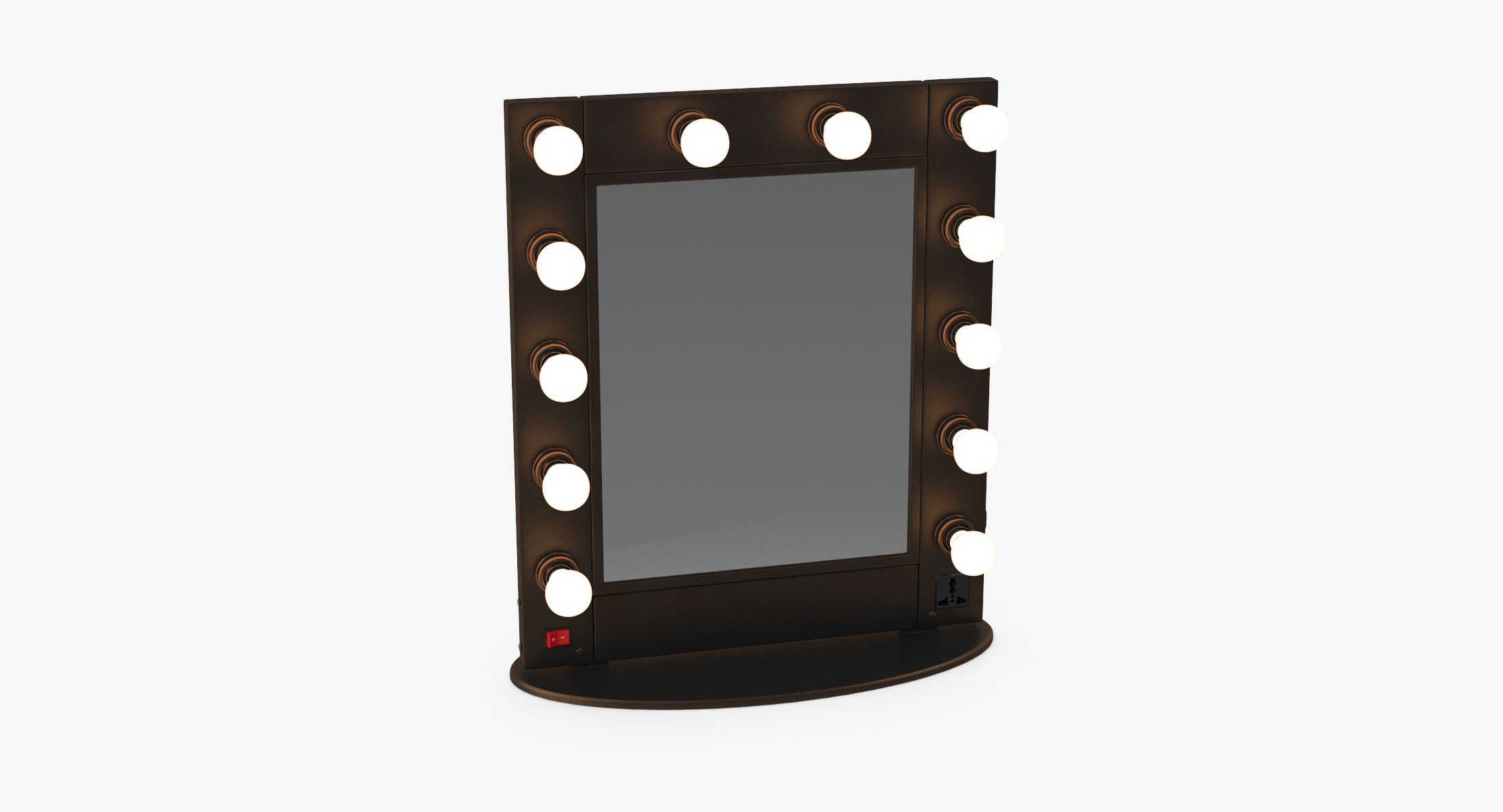 Makeup Mirror 02 - reel 1
