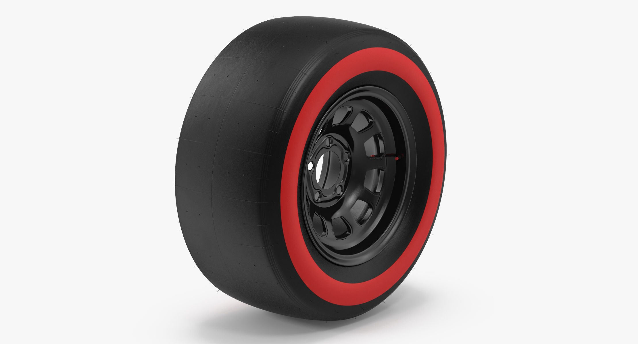 Racing Tire - reel 1