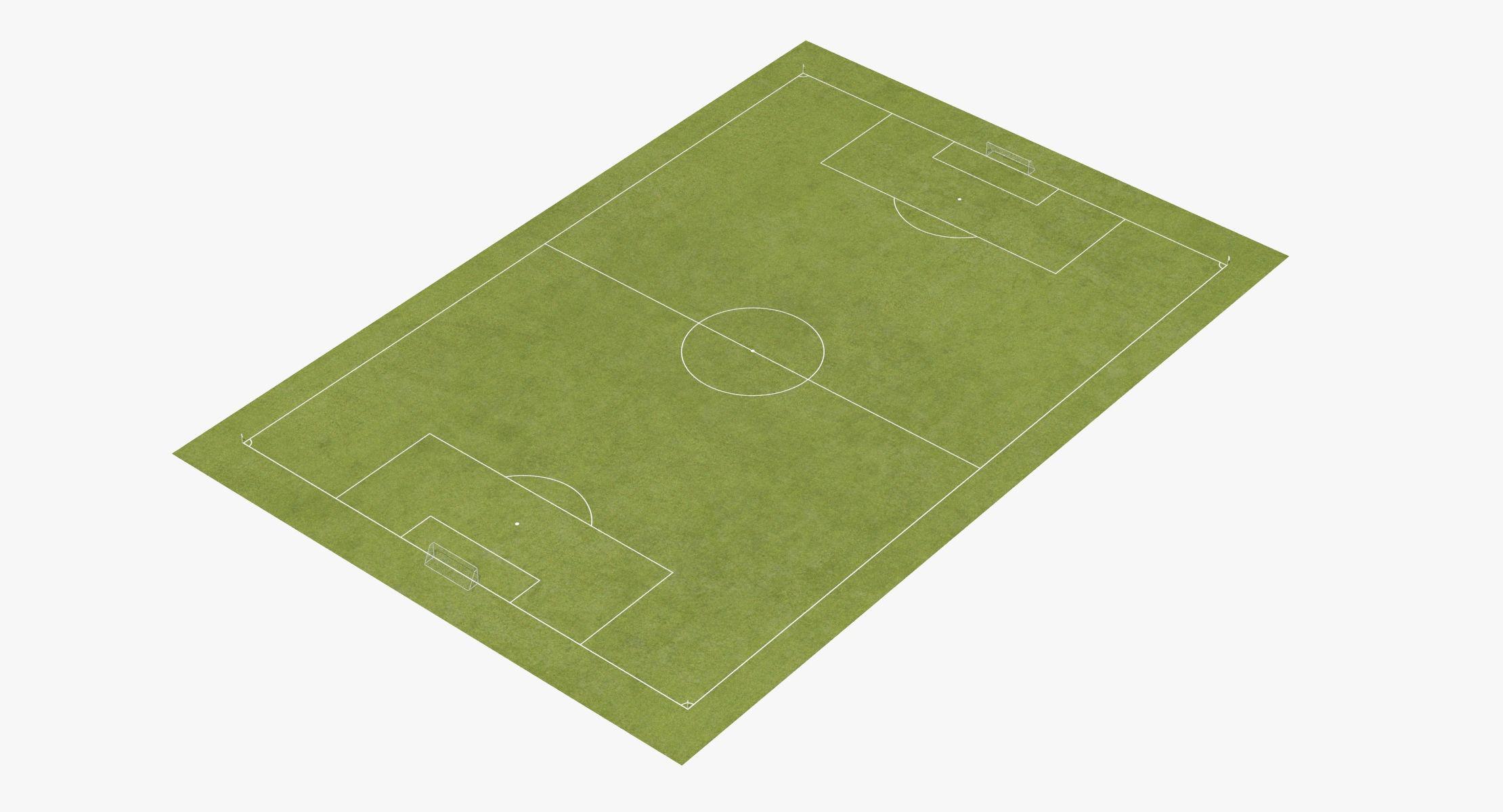 Soccer Pitch - reel 1