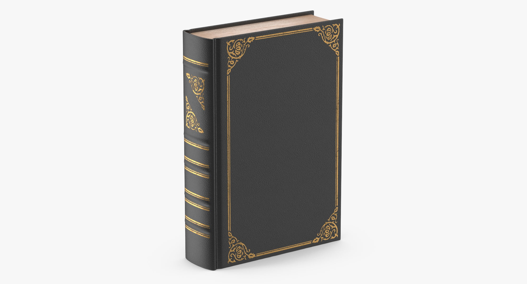 Classic Book 01 Standing - reel 1