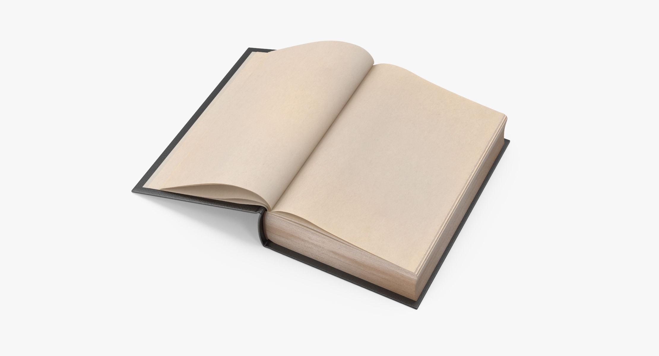 Classic Book 01 Open Beginning - reel 1