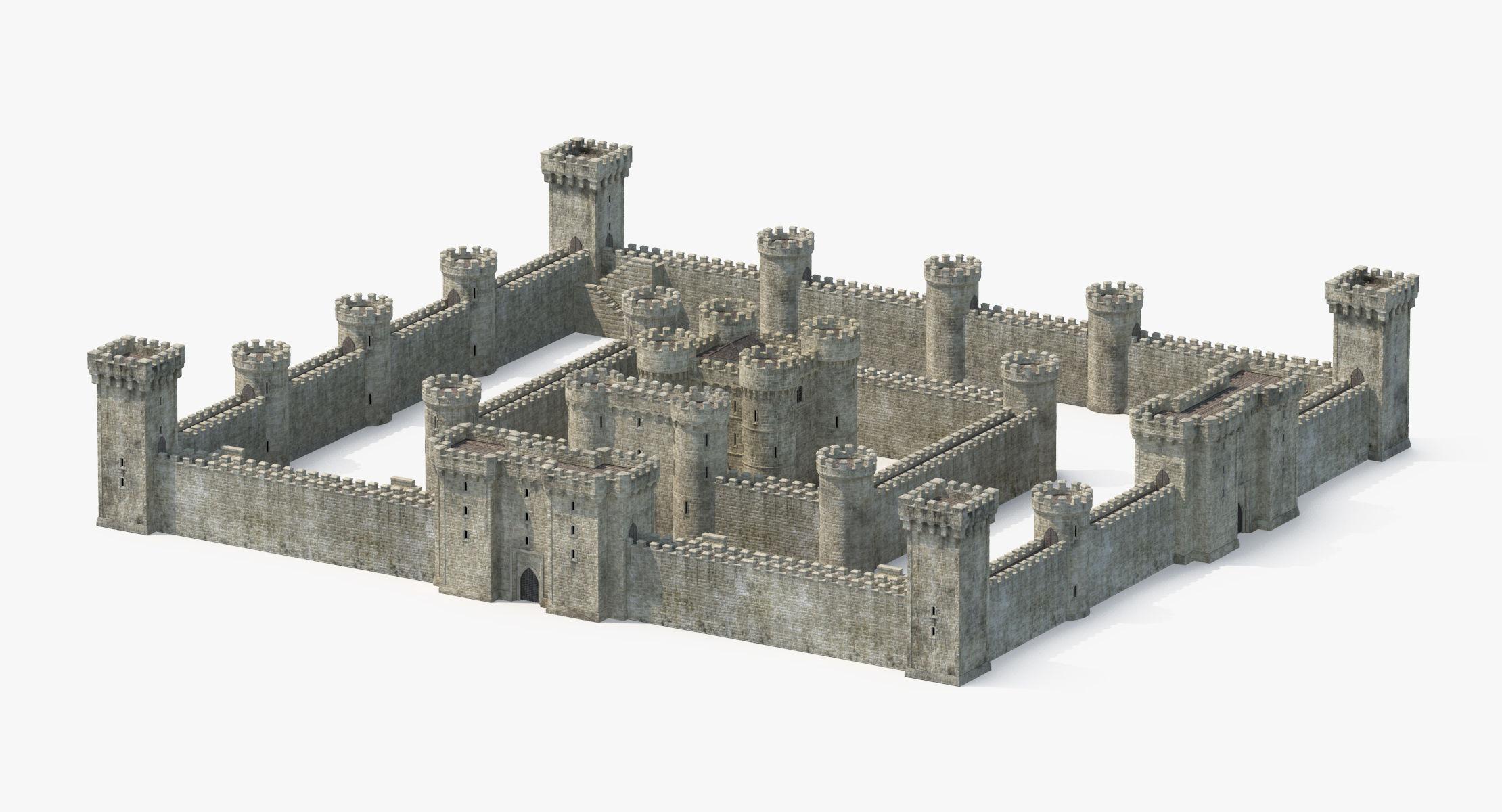 Castle Generic - reel 1