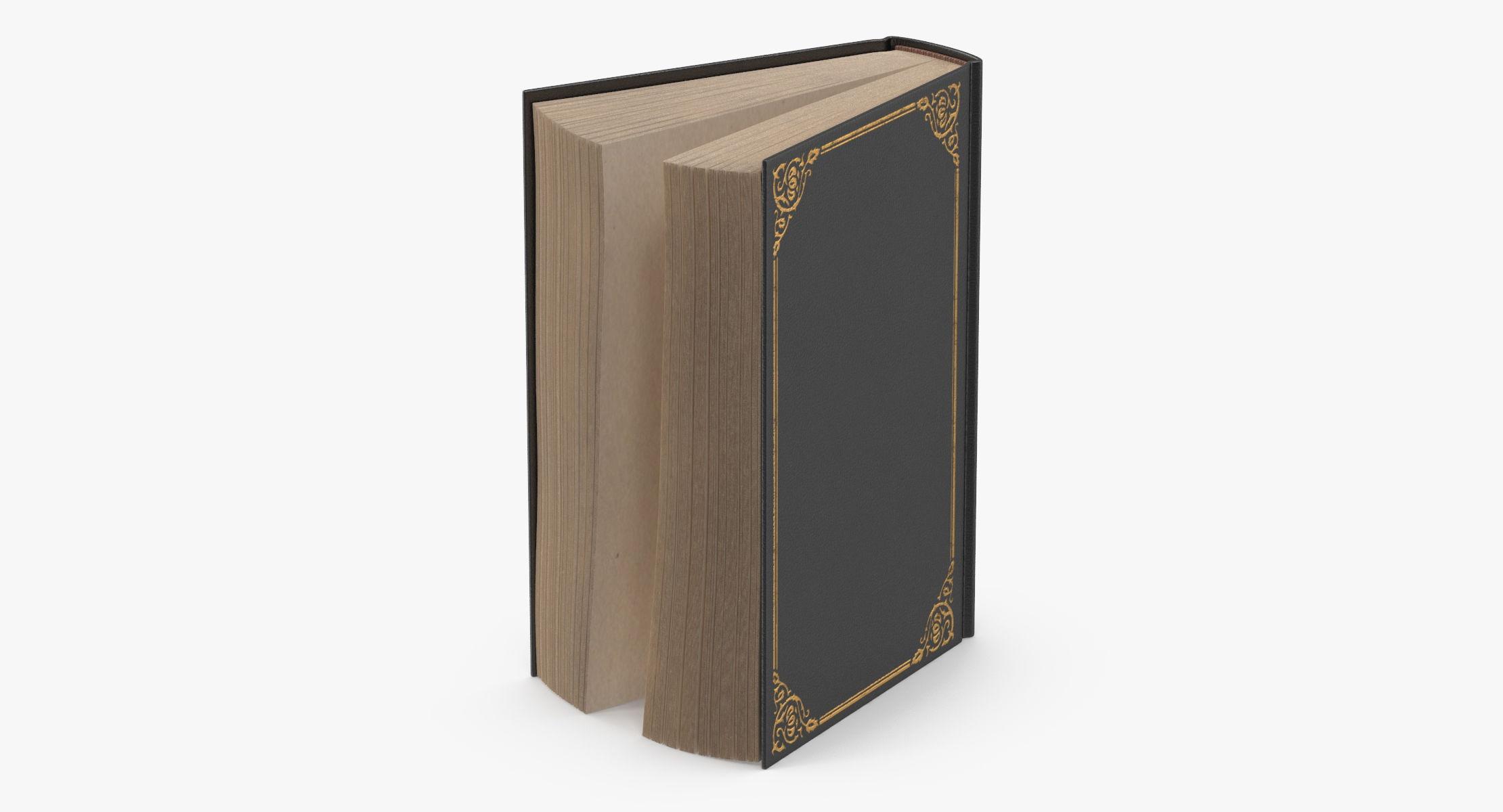 Classic Book 01 Standing Open - reel 1
