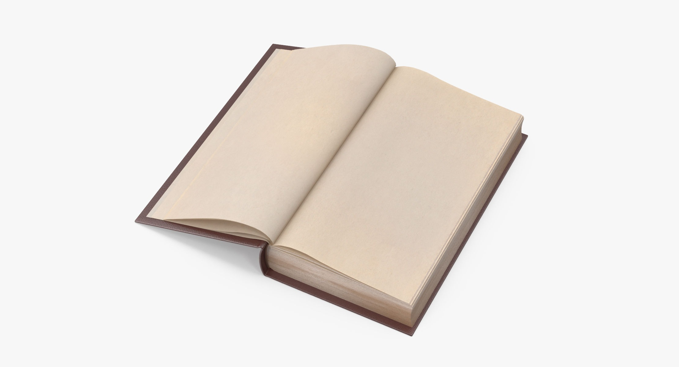 Classic Book 02 Open Beginning - reel 1