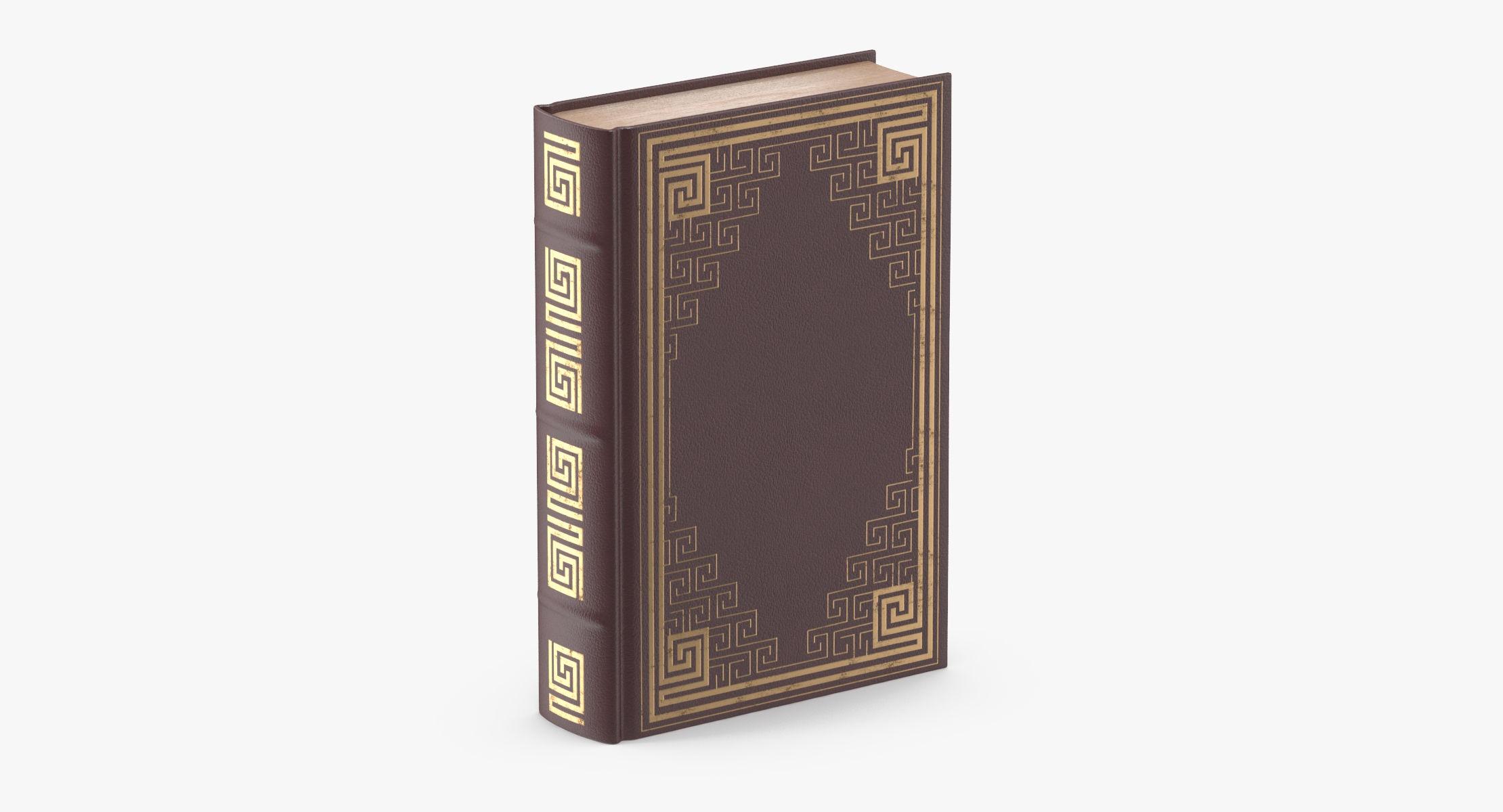 Classic Book 03 Standing - reel 1