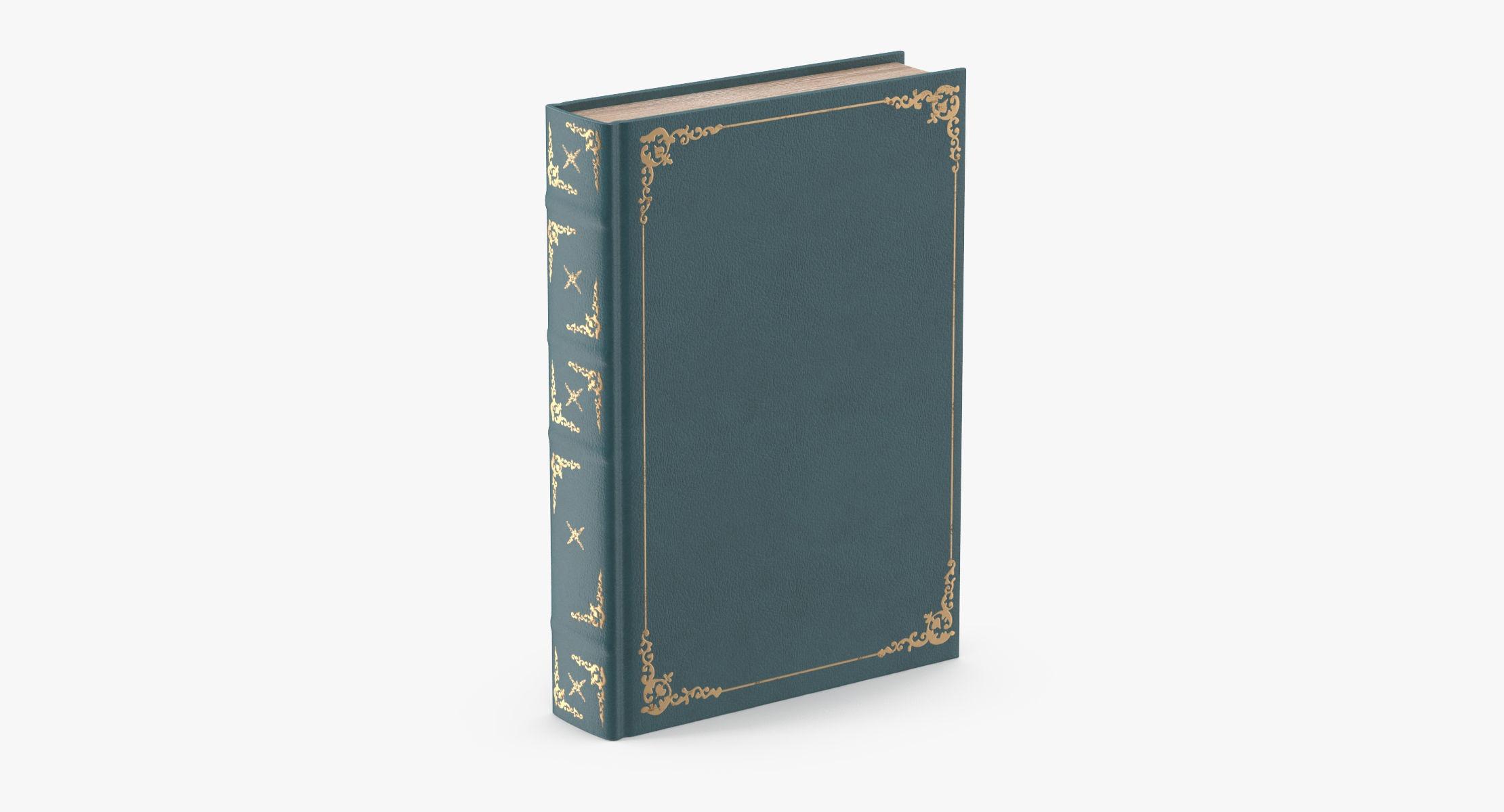 Classic Book 04 Standing - reel 1