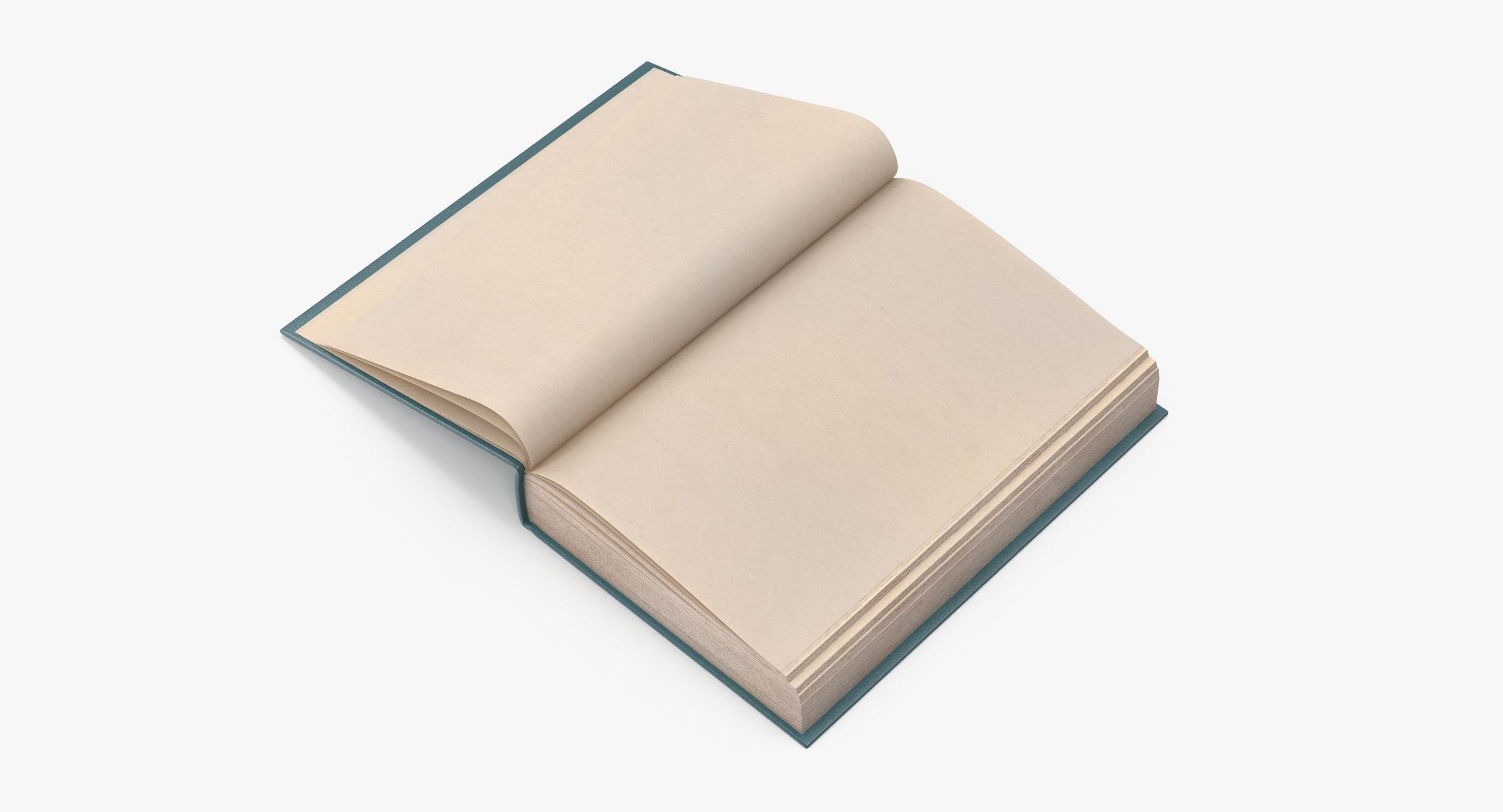 Classic Book 04 Open Beginning - reel 1