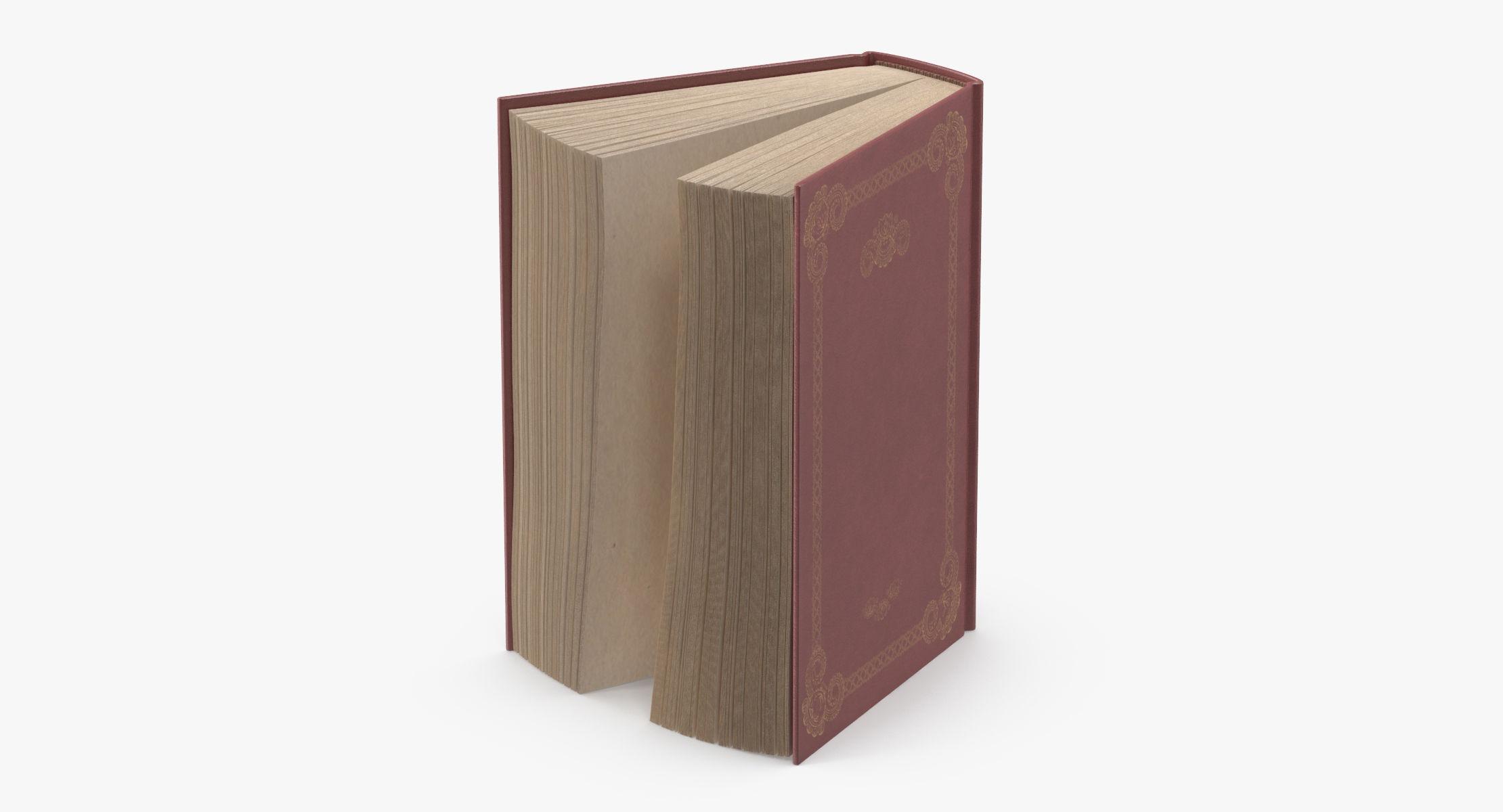 Classic Book 05 Standing Open - reel 1
